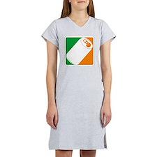 Major Irish Sq Women's Nightshirt