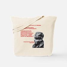 Buenaventura_durruti LARGE Tote Bag