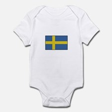 Sweden - Flag Infant Bodysuit