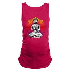buddha Maternity Tank Top