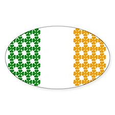 4-leaf-flag-small Decal