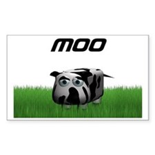 Cow Moo laptop_skin Decal