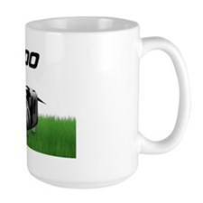 Cow Moo laptop_skin Mug