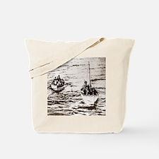 Titanic-Life-Boats BIG Tote Bag