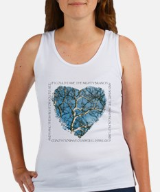 Branches of Love finish Women's Tank Top