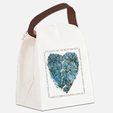 Branches of Love finish Canvas Lunch Bag