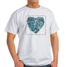 Branches of Love finish T-Shirt