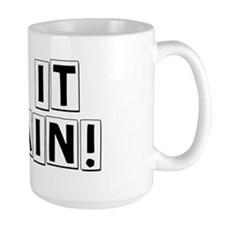 do-it-again-kw Mug