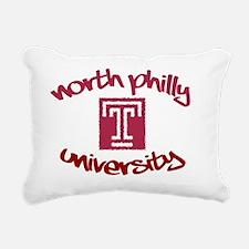 Philly1 Rectangular Canvas Pillow