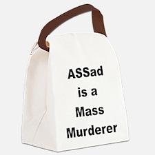 assadmurderer Canvas Lunch Bag
