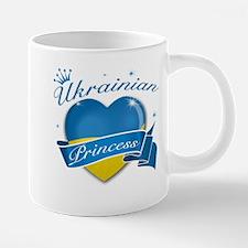 Ukrainian Princess Mugs