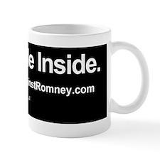 Dogs Against Romney bumber-dalmation-I  Mug