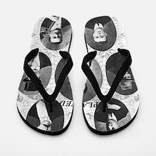 Wallace Hartley Band BIG Flip Flops