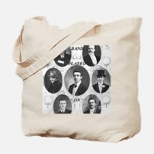 Wallace Hartley Band BIG Tote Bag