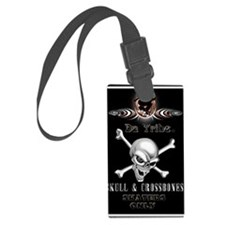 Skaters only 333 Luggage Tag