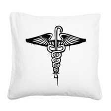 Gregory House Fashion Square Canvas Pillow
