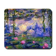 Pillow Monet Nymv2 Mousepad
