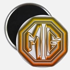MG Cars Glow Magnet