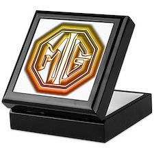 MG Cars Glow Keepsake Box