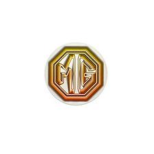 MG Cars Glow Mini Button