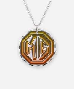 MG Cars Glow Necklace