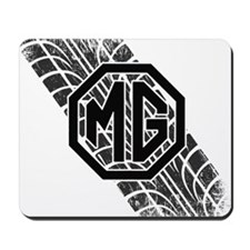 MG Cars Tire Tread copy Mousepad
