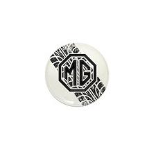 MG Cars Tire Tread copy Mini Button