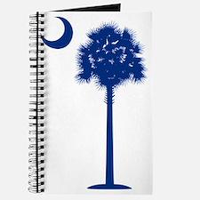 palmetto blue transparent Journal