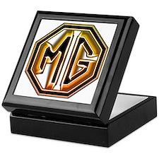 MG Cars Glow for white copy Keepsake Box