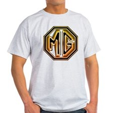 MG Cars Glow for white copy T-Shirt