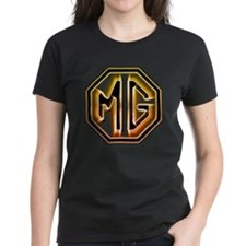 MG Cars Glow for white copy Tee