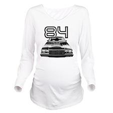 84 Grnd National cop Long Sleeve Maternity T-Shirt