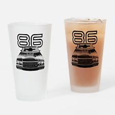 86 Grnd National copy Drinking Glass