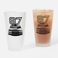87 Grnd National copy Drinking Glass