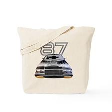 87 Grnd National for dark copy Tote Bag