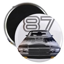 87 Grnd National for dark copy Magnet