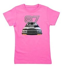 87 Grnd National for dark copy Girl's Tee