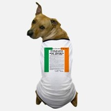 Easter Proclaimation of 1916 Dog T-Shirt
