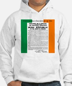 Easter Proclaimation of 1916 Hoodie