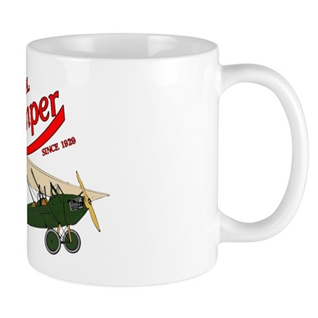 logo aircamper color rsu green cream Mug