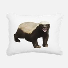 BADG30 Rectangular Canvas Pillow