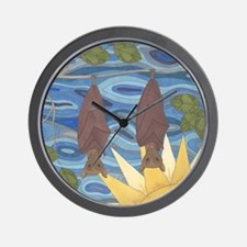Hanging Around Wall Clock