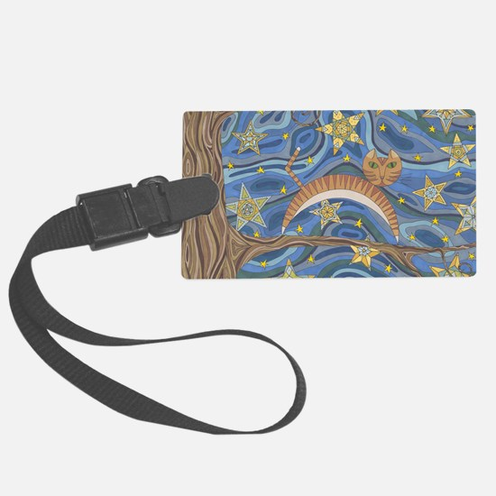 Out on a Limb Luggage Tag