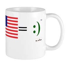 Happy Irish American Mug