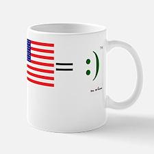 Happy Irish American Mug
