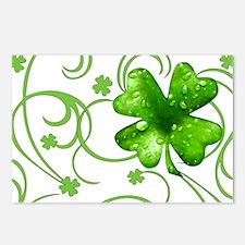 IrishShKeepsakeLptp Postcards (Package of 8)