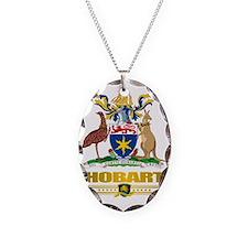 Hobart (Flag 10)2 Necklace