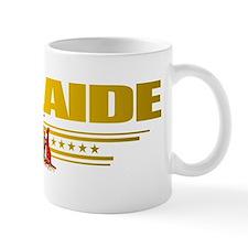 Adelaide (Flag 10) pocket 2 Mug