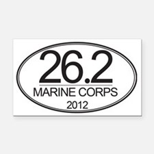 MC-12 (2) - 5x3 Oval Stkr Rectangle Car Magnet