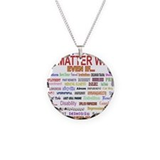 No MatterWhatTextColor. Necklace